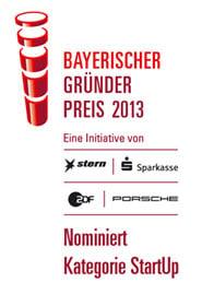 Bayerischer Gründerpreis